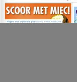 Scoor met MIEC Marketing